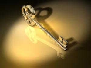 Old key 2