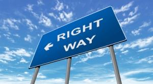 Right way (2)