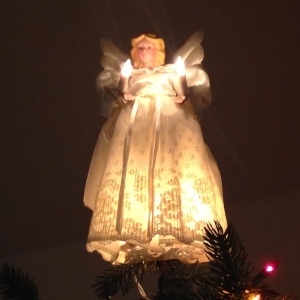 angel treetop